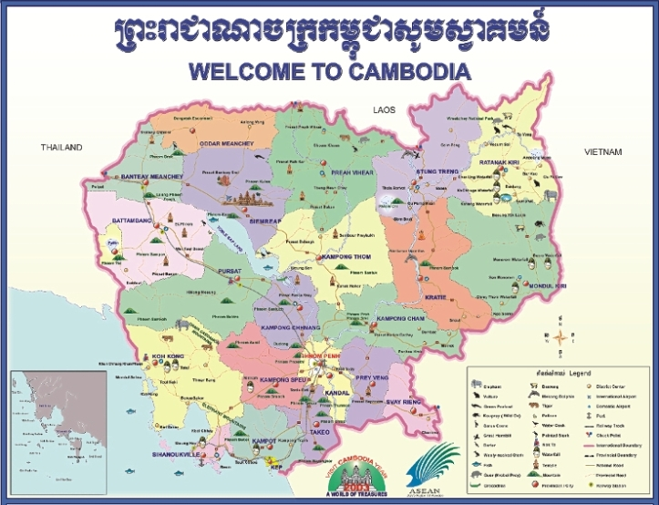 Where Is Cambodia Musings From Inside Outside And Underneath - Where is cambodia