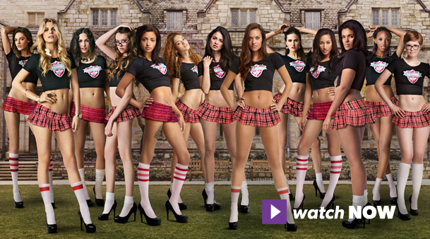 School girl fantasies. Why do we promote them? What does this teach our girls?  Honestly, what does it teach our boys?