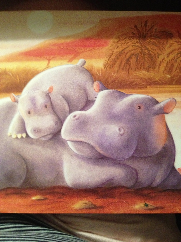 From Snuggle Up, Sleep ones by Claire Freedman
